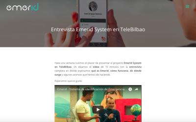 Entrevista a Emerid en TeleBilbao