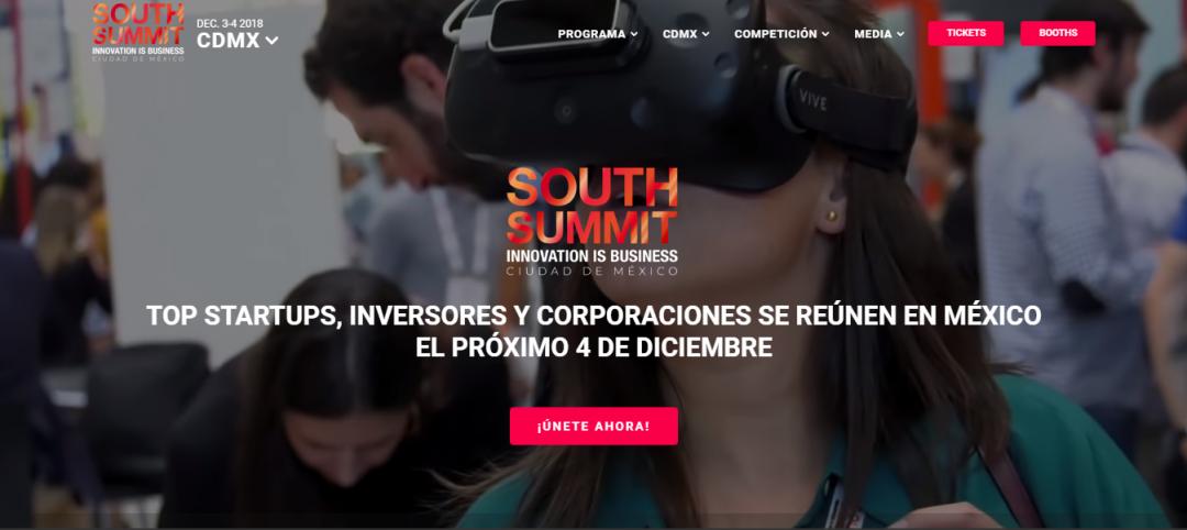 Emerid System finalista del South Summit Ciudad de México 2018