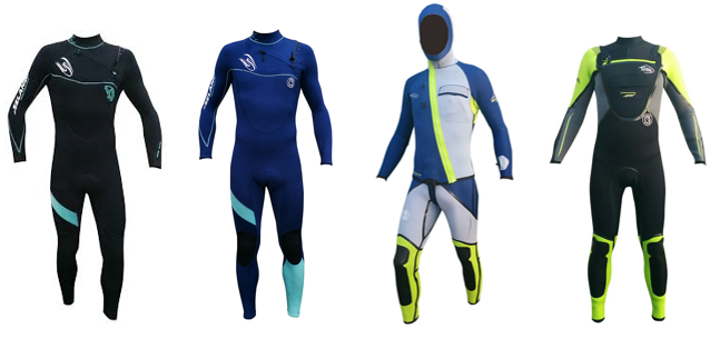 seland wetsuits pwered by emerid