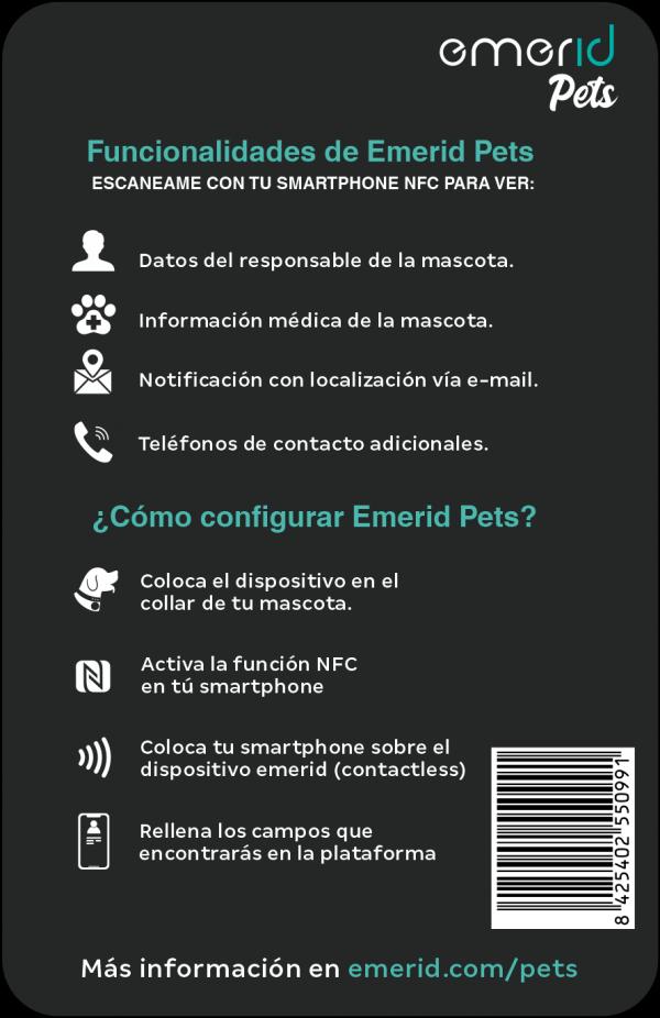 PACKAGING EMERID PETS